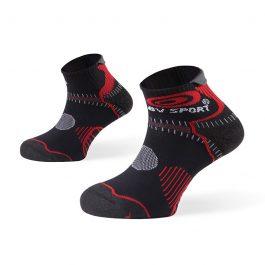 BV SPORT Trail STX Çorap - Kırmızı