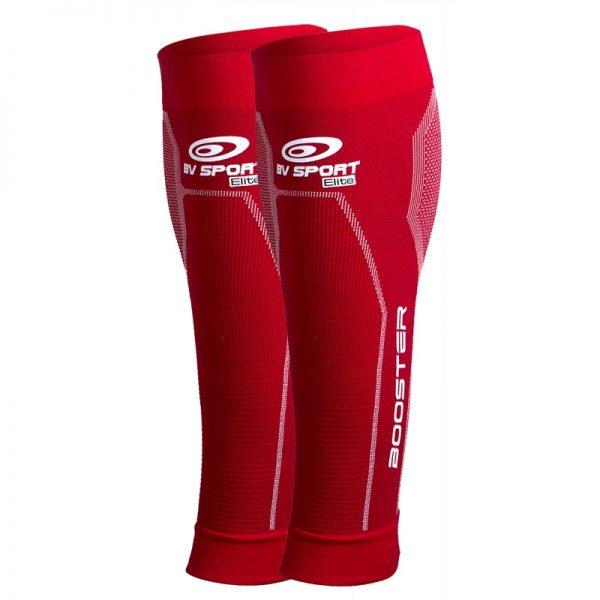 BV SPORT Booster Elite Spor Çorap - Kırmızı