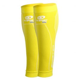 BV SPORT Booster Elite Spor Çorap - Sarı