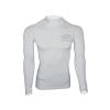 BV SPORT Anatomical Teknik T-shirt Uzun Kollu - Beyaz