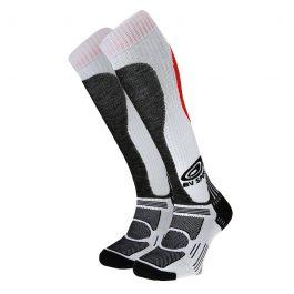 BV SPORT Slide Expert Kayak Çorabı - Beyaz